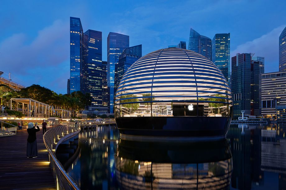Apple Bay Marina Sands