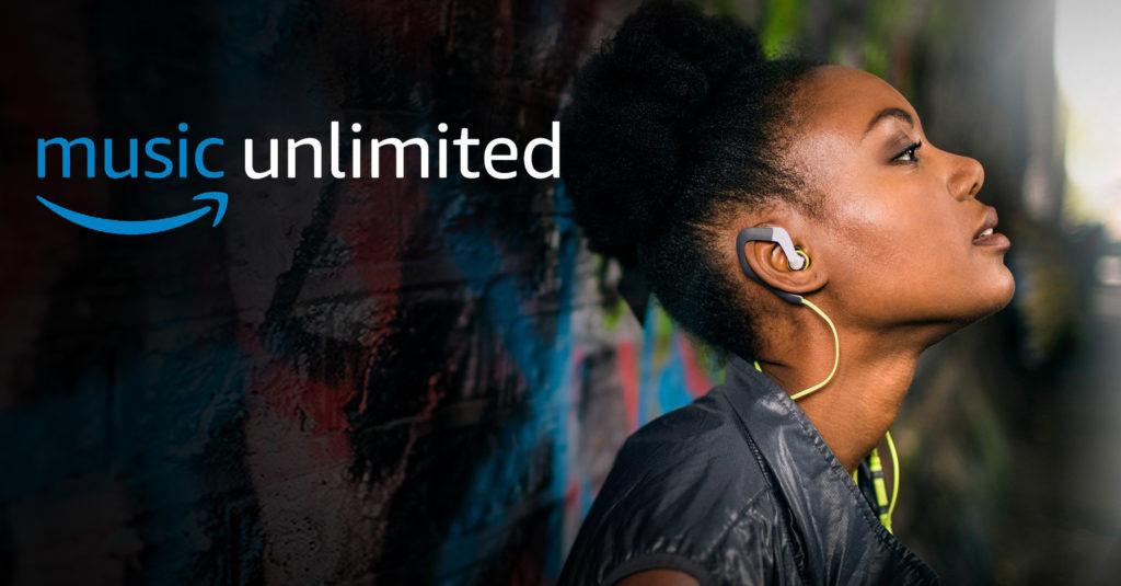 Con Amazon Music Unlimited tutta la musica che vuoi a soli 0.99 € thumbnail