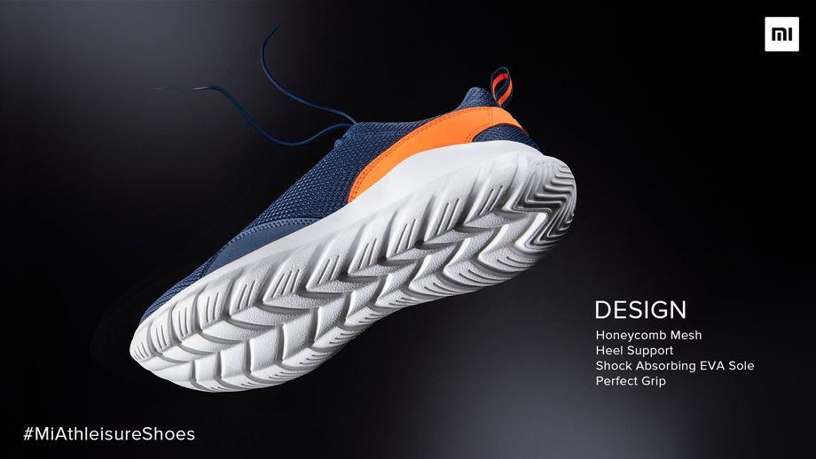 Anche Xiaomi si da alle scarpe thumbnail