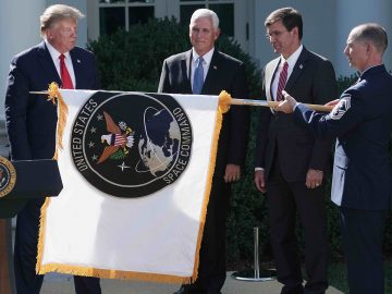 NASA Space Force accordo