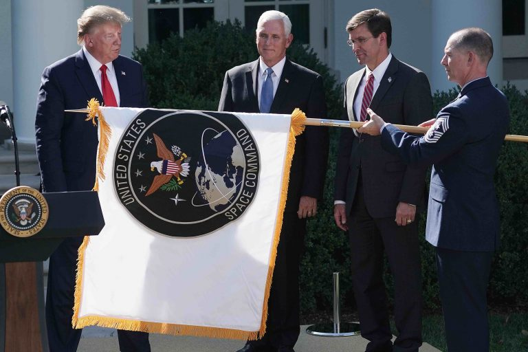 NASA Space Force accordo