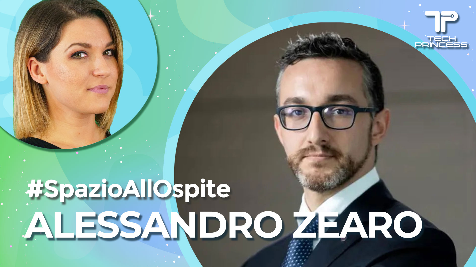 Alessandro Zearo, LG: i vantaggi dei televisori OLED | Intervista in live #SpazioAllOspite thumbnail