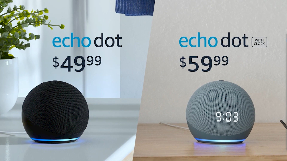 Amazon Echo Dot nuovo