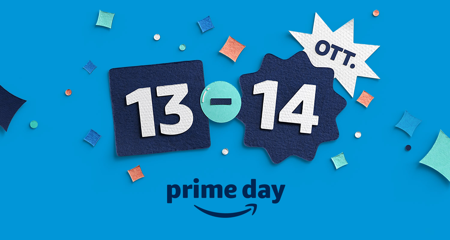Amazon Prima Day 2020: le date di ottobre