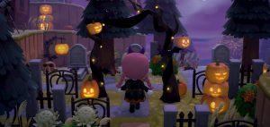 Zucche e costumi per celebrare Halloween in Animal Crossing  Ecco tutti i dettagli del prossimo aggiornamento stagionale di Animal Crossing