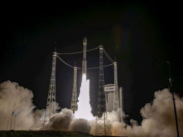 Arianespace Vega ritorno
