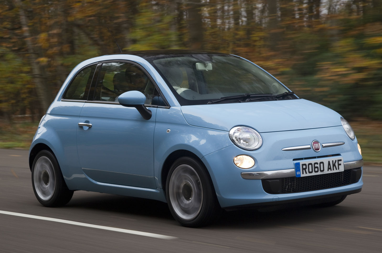 Auto per neopatentati FIAT 500
