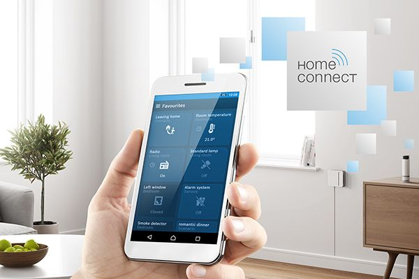 BSH IFA 2020 home connect