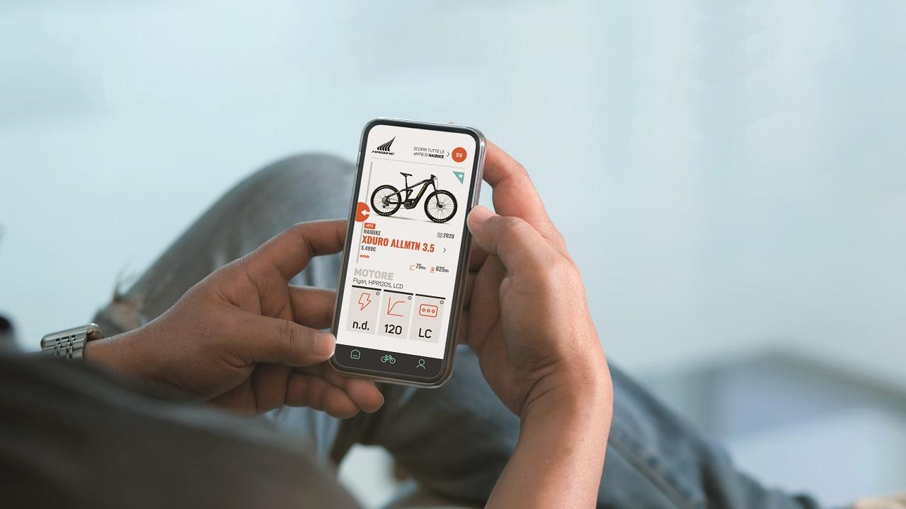BiciLive App è l'applicazione giusta per scegliere la nuova ebike thumbnail