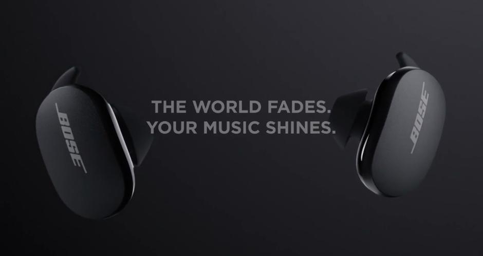 Bose QuietComfort Earbuds, gli auricolari wireless che spazzeranno via gli AirPods Pro thumbnail