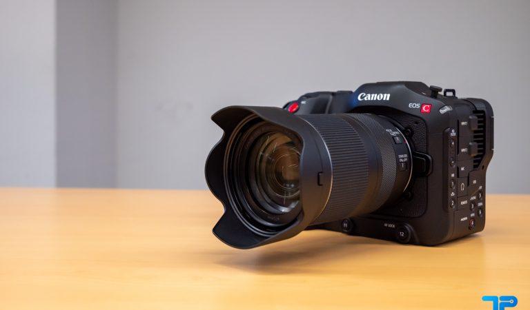 Canon EOS C70: la prima videocamera con innesto RF
