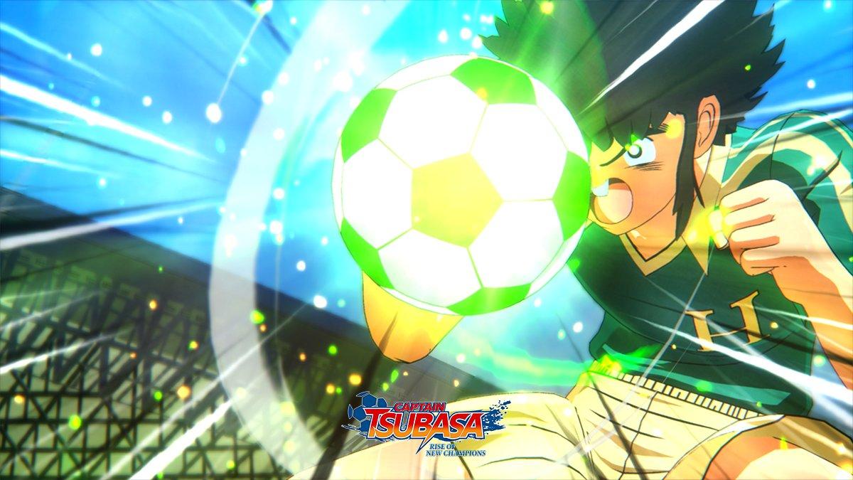 Captain Tsubasa Rise of New Champions storia