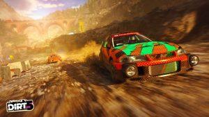 DIRT 5: il meteo dinamico si mostra in un nuovo video gameplay  Il gioco arriverà a novembre