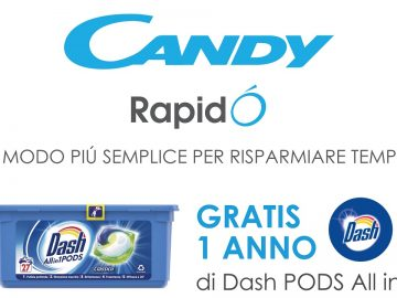 Dash PODS All in 1 candy