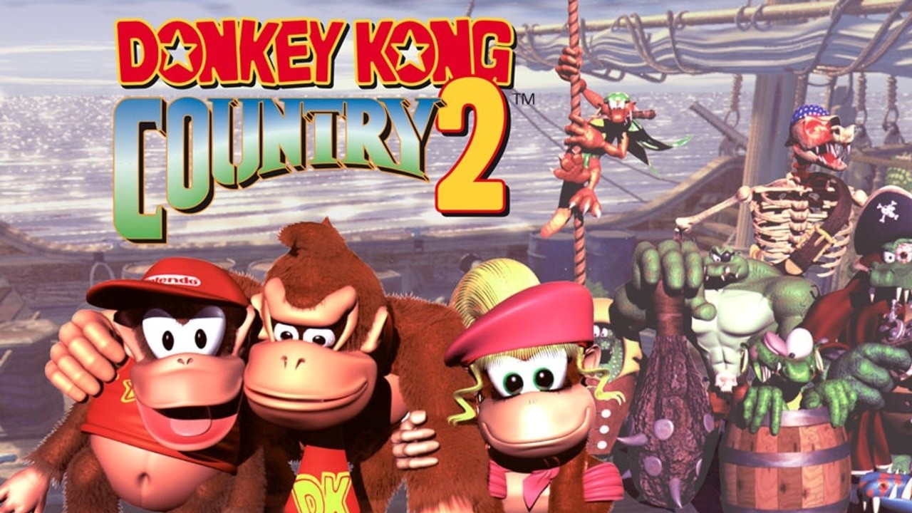 Donkey Kong Country 2 arriva su Nintendo Switch Online, ed è subito festa thumbnail