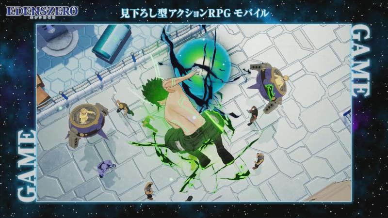 Edens Zero Videogioco mobile screenshot