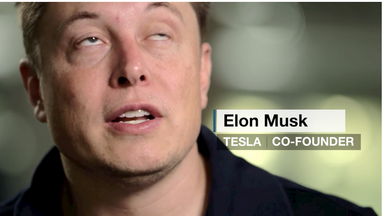 Stranezze e maiali di Elon Musk thumbnail