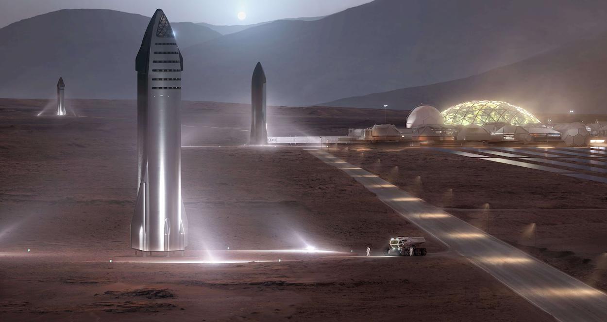"""Secondo Elon Musk se andrai su Marte """"probabilmente ci morirai"""" thumbnail"""