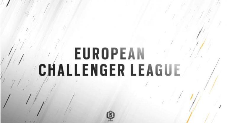 European challenger league Rainbow Six