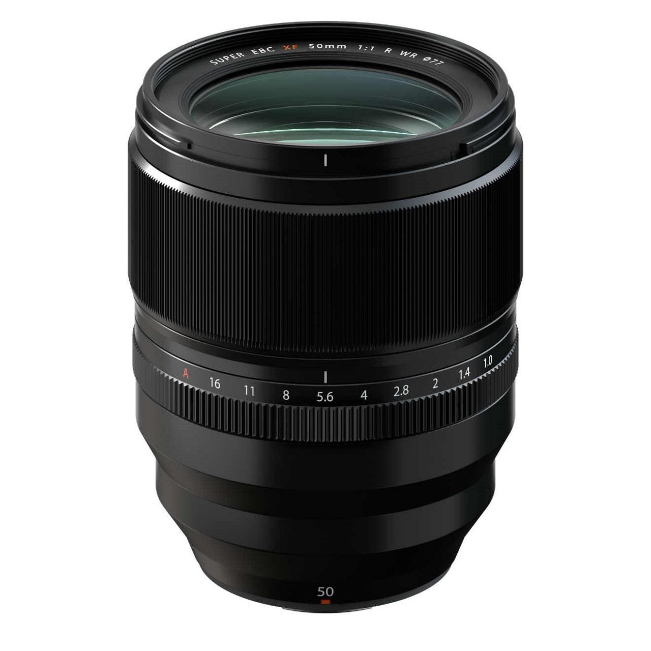 FUJINON XF50mmF1.0 R WR