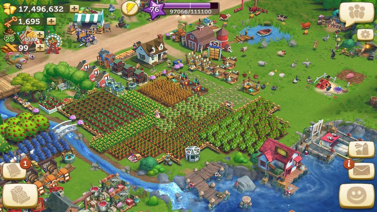 FarmVille, il famoso gioco di Facebook, sta per chiudere thumbnail