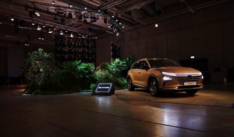 """Hyundai e la """"via dell'idrogeno"""": auto e camion Fuel Cell per un futuro sostenibile"""