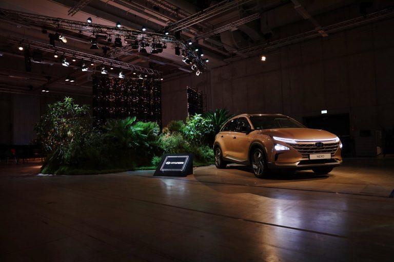 Fuel Cell Hyundai Copertina