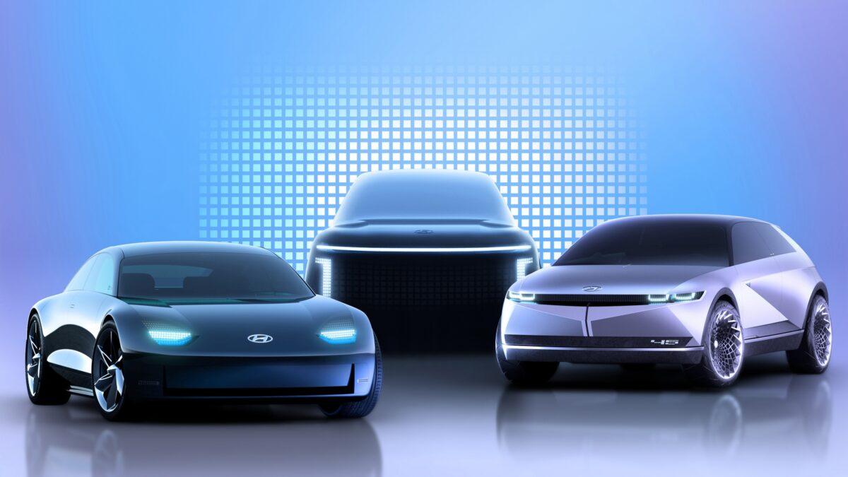 Fuel cell Hyundai Ioniq brand