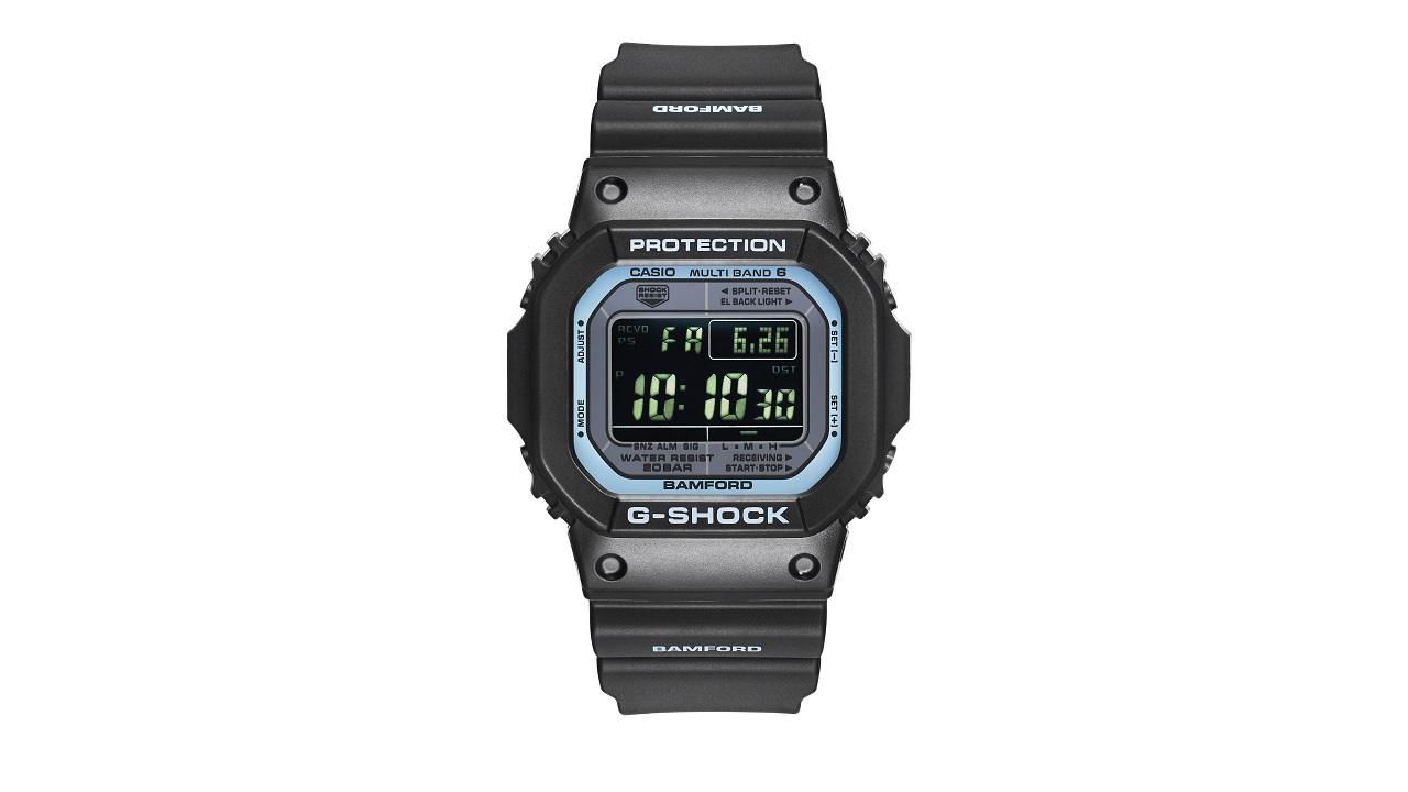 Bamford Watch e G-SHOCK lanciano un orologio in edizione limitata thumbnail