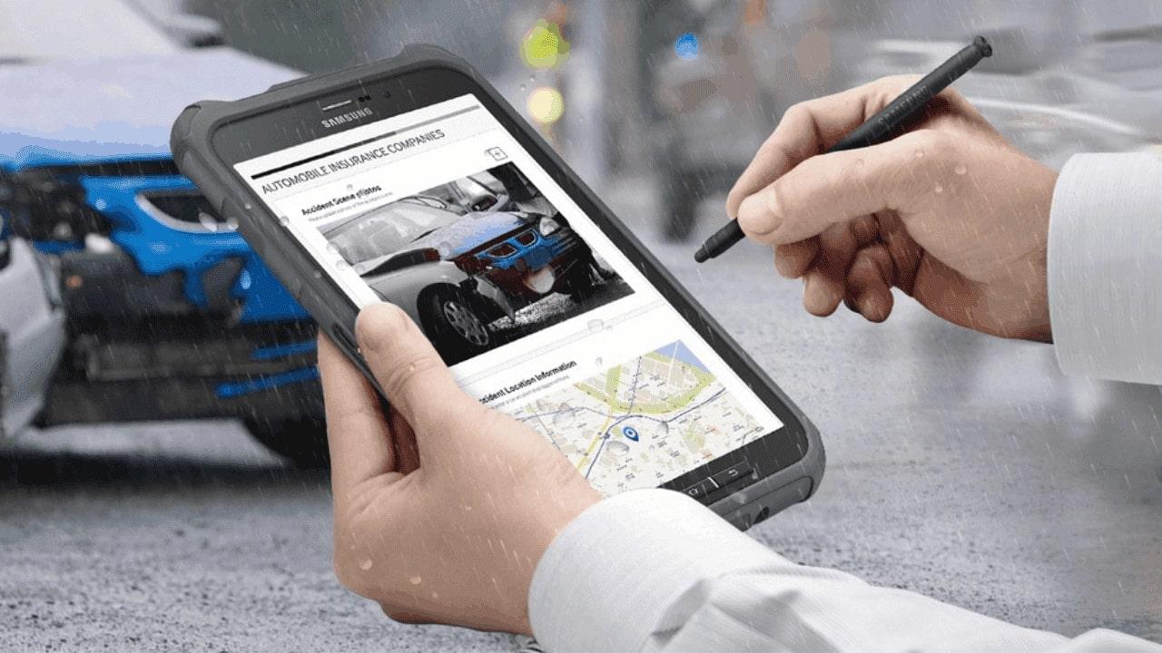 Samsung presenta il suo nuovo tablet super avanzato thumbnail