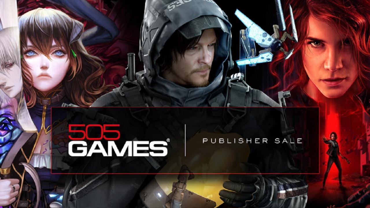 Fino a martedì 8 disponibili gli sconti di 505 Games su Steam thumbnail