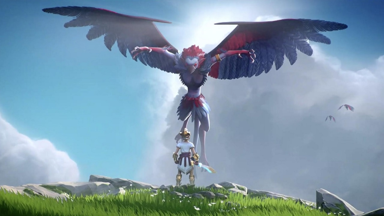Gods and Monsters cambia nome in Immortal: Fenyx Rising, lo conferma Ubisoft thumbnail