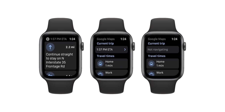 Dopo tre anni di assenza Google Maps torna finalmente su Apple Watch thumbnail