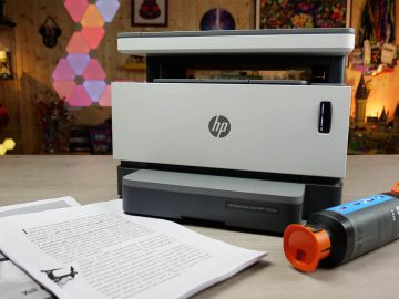 HP Neverstop Laser 1202nw recensione