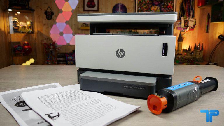HP Neverstop Laser 1202nw recensione