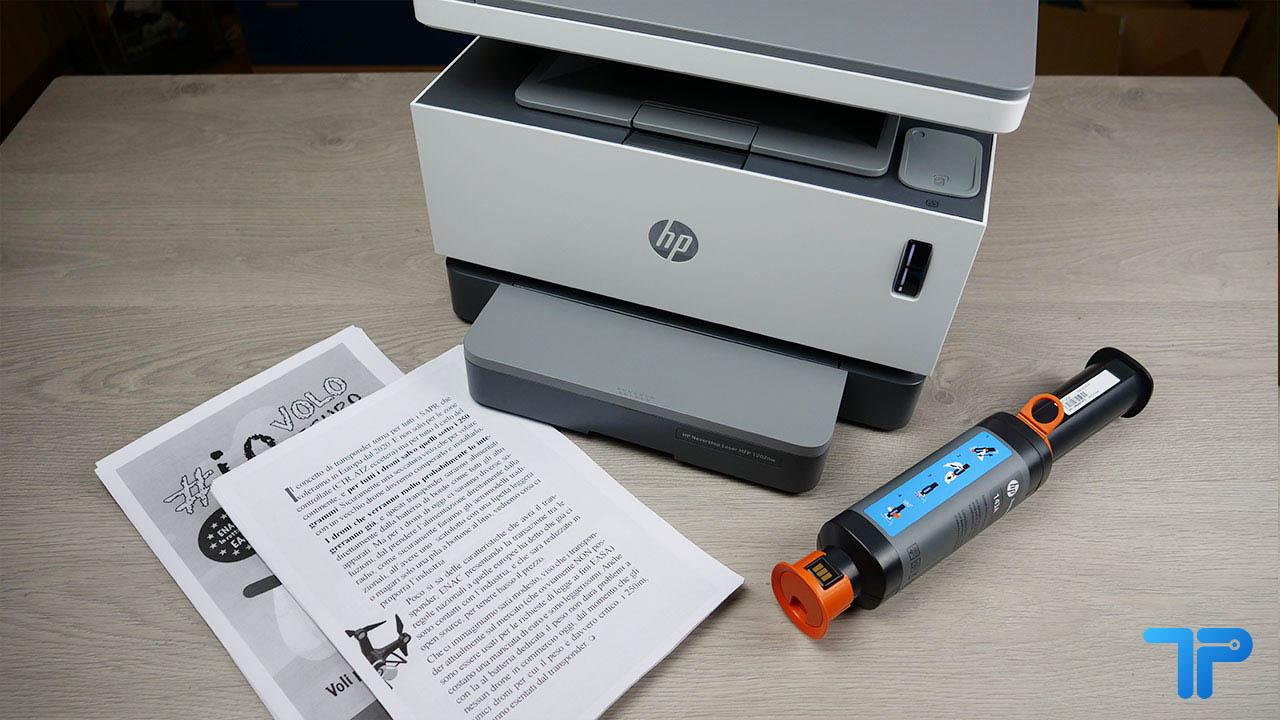 HP Neverstop Laser 1202nw recensione qualità di stampa
