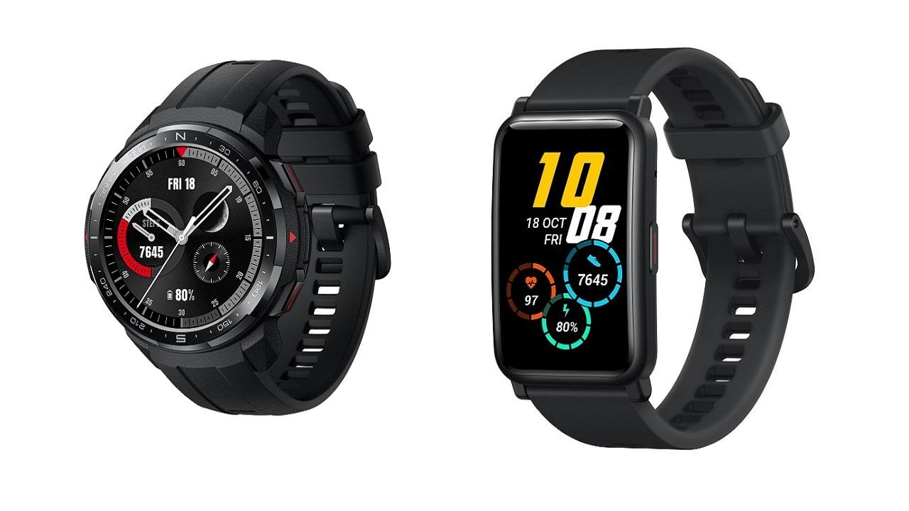 Honor presenta due smart watch e un MagicBook all'IFA 2020 thumbnail
