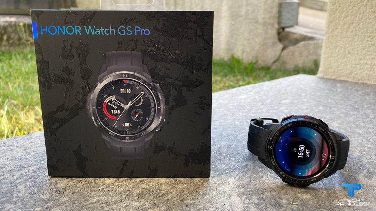 Honor Watch GS Pro recensione