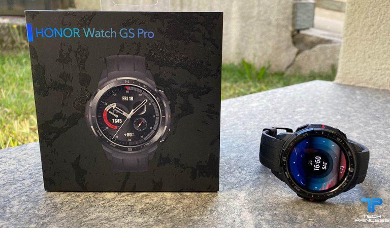 La recensione di Honor Watch GS Pro, lo sportwatch indistruttibile