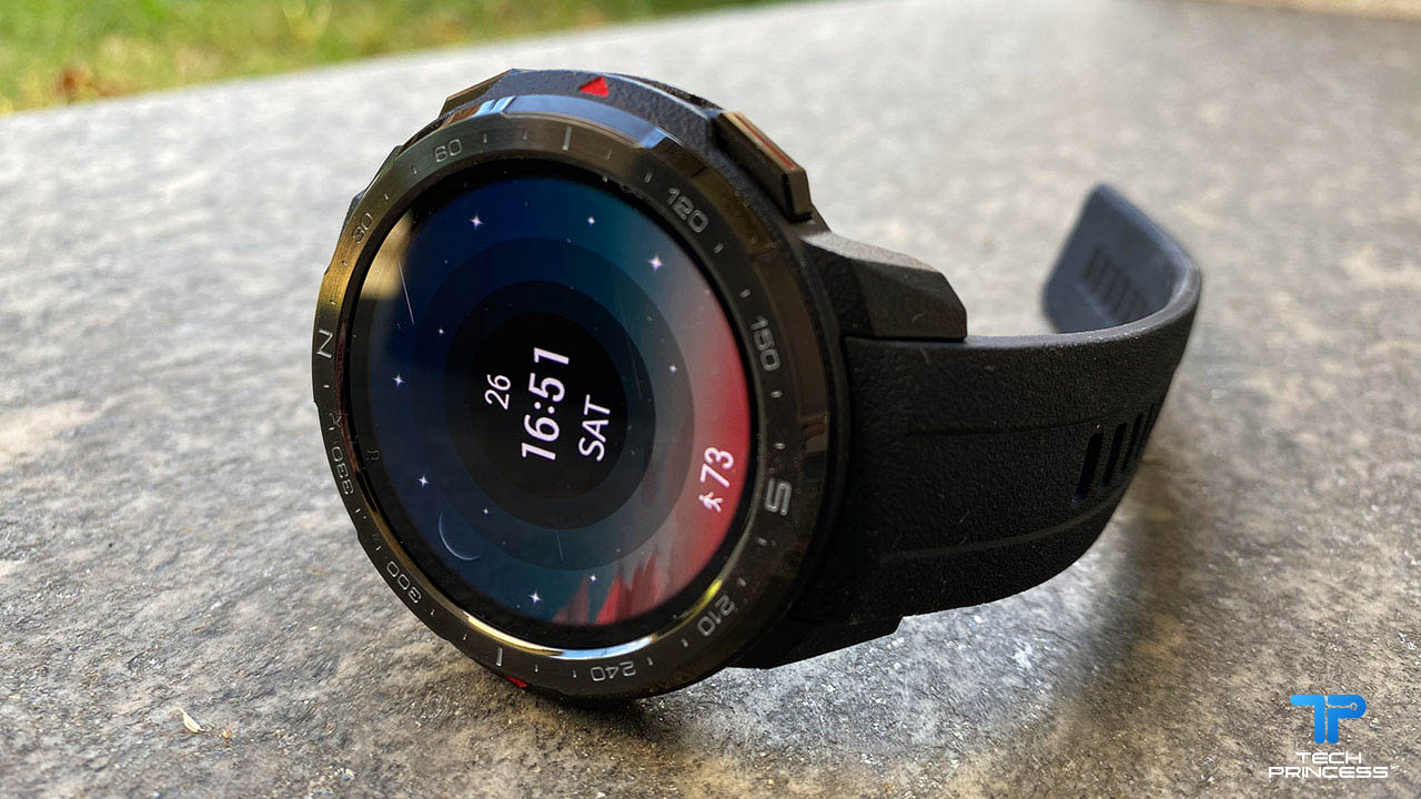 Honor Watch GS Pro recensione display