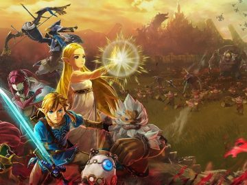 Hyrule Warriors Age of Calamity breath of the wild