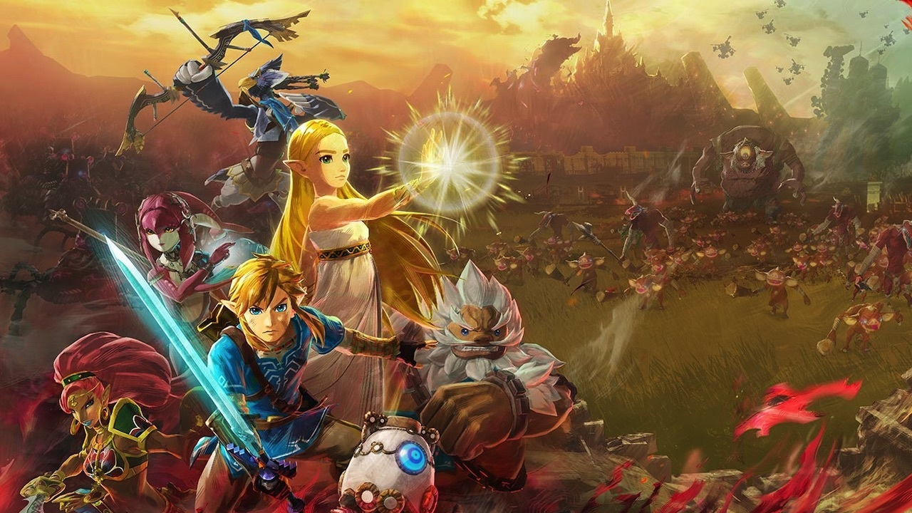 Hyrule Warriors Age of Calamity si mostra nel primo Gameplay trailer thumbnail