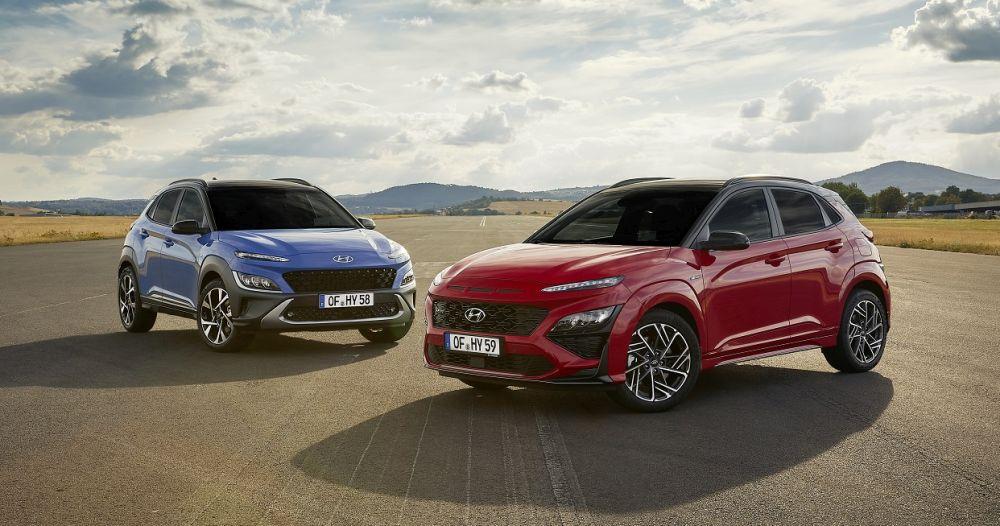 Hyundai Kona si rinnova con un look più elegante e un modello N Line thumbnail
