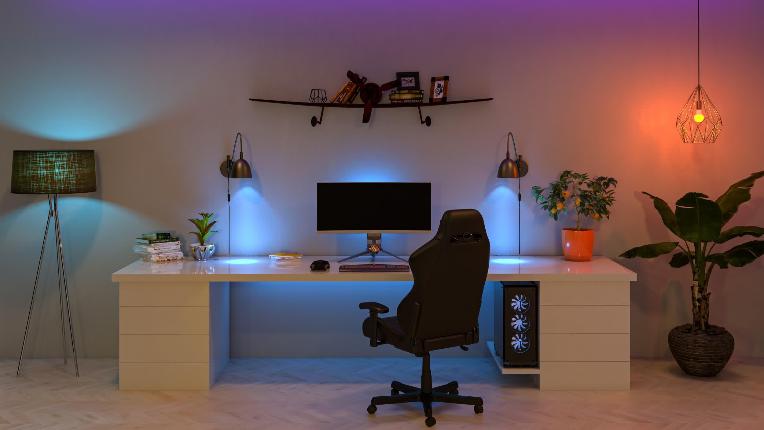 Mobili da gaming, così Ikea e Asus ROG realizzano i nostri sogni thumbnail