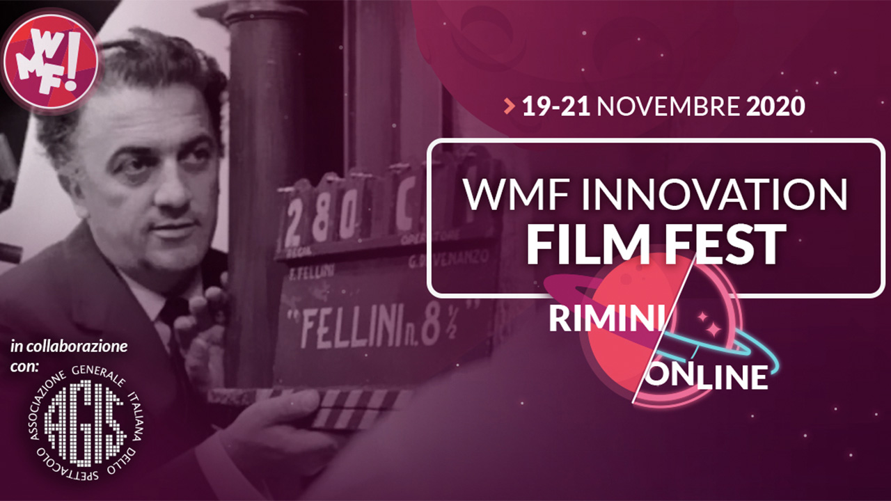 Cinema e innovazione si uniscono al Web Marketing Festival thumbnail