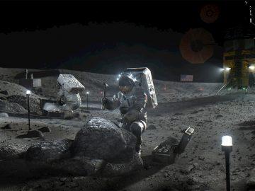 Italia NASA USA Luna accordo Artemis Artemide copertina