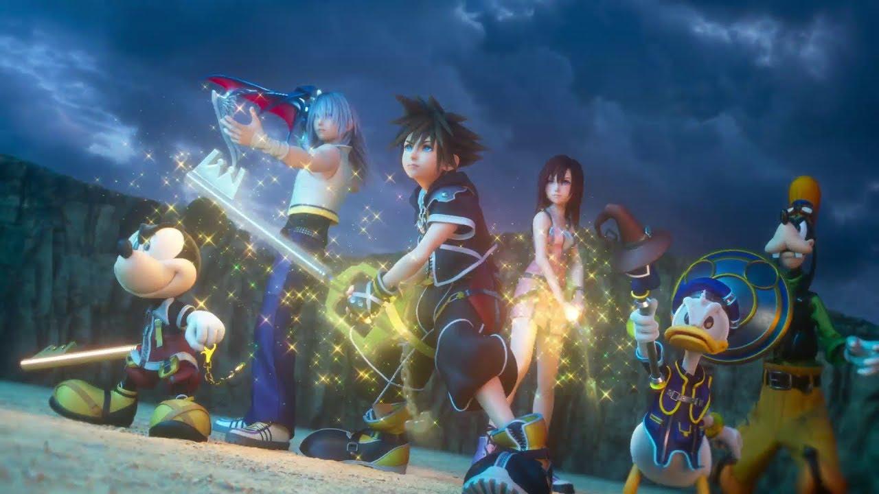 Kingdom Hearts: prime conferme ufficiali sull'arrivo di un nuovo capitolo thumbnail