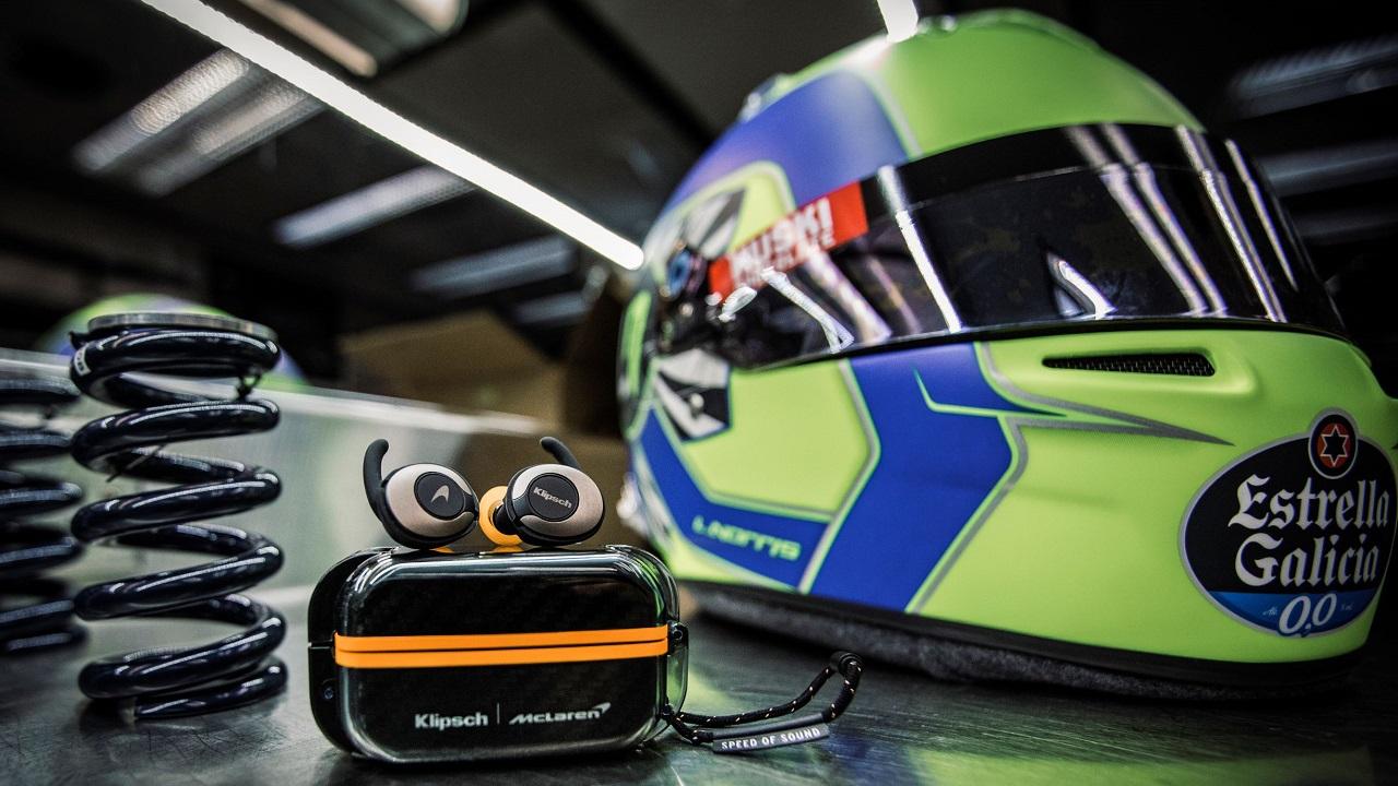 Klipsch e McLaren, una collaborazione reciproca, in pista e sulle tue le T5 II thumbnail