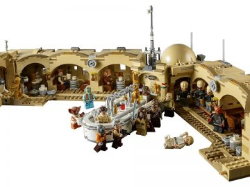 LEGO Star Wars aperto