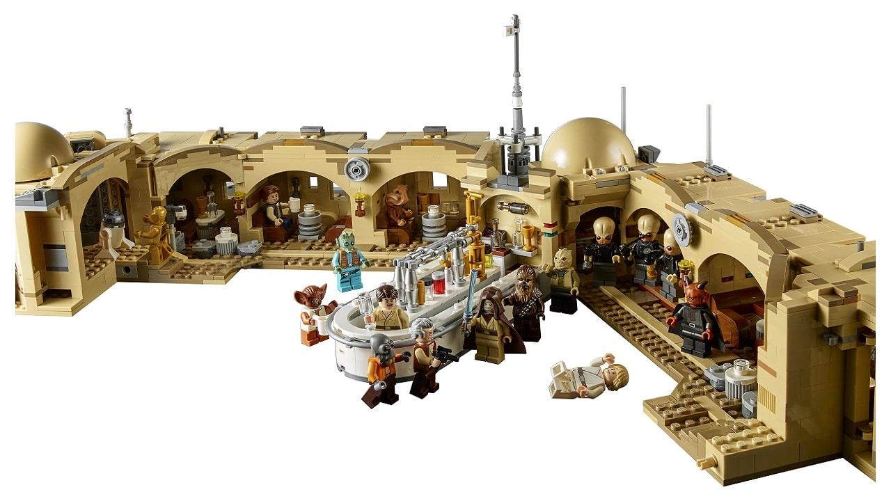 Nel mondo di LEGO Star Wars arriva la taverna di Mos Eisley thumbnail